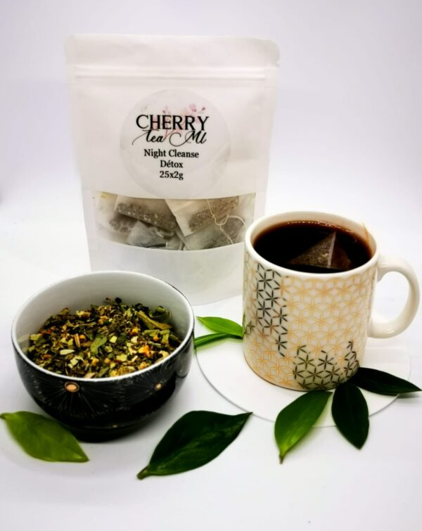 Détox night tea